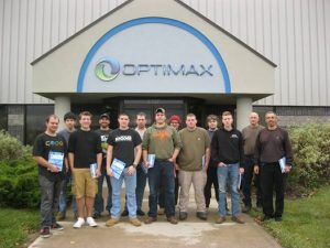 SAME 2017 at Optimax